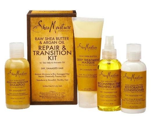 Shea moisture raw shea